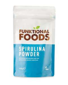 Spirulina powder available £2.49 at Aldi - stunning price