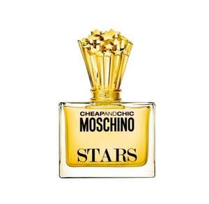 MOSCHINO  Cheap and Chic Stars EDP 30ml only £10 @BeautyBase Free delivery with code FREEDEL plus free Moschino Star Miniture
