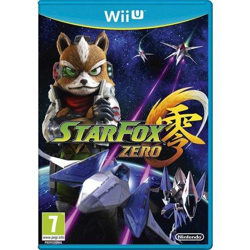 Star Fox Zero (Wii U) £10 in store @ Smyths Toys