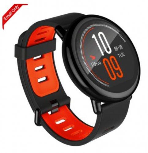 Original Xiaomi AMAZFIT Sports Bluetooth Smart Watch  - ENGLISH VERSION BLACK £83.92 Gearbest