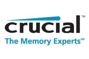 Crucial 16 GB (2x 8GB) Single Ranked DDR4  (PC4-17000) 288-Pin DIMM Memory Kit £83.99 @ Amazon.co.uk