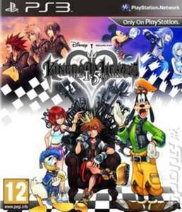 Kingdom hearts 1.5 HD remix ps3 £5.11 music magpie