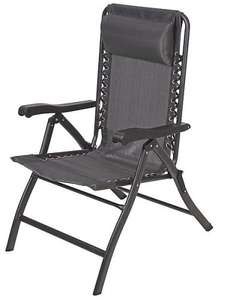 Sun Chair £19.99 / £24.94 delivered - 8-9% cashback via Quidco/TCB @ Clas ohlson