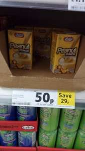 Peanut Punch 50p At Tesco in-store (Gallows Corner Extra)