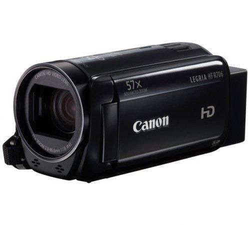 Canon Legria HFR706 inc extra battery £139.99 @ Argos