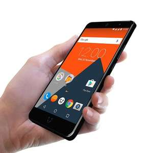 Wileyfox Swift 2 Plus - 32GB/3GB RAM/16MP/USB C and Fingerprint Reader in Midnight Blue w/ Hard Case + 12 Month Screen Replacement (£149.99 - Amazon) Reduced from £229.99