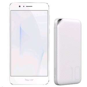 Honor 8 Pearl White + free Power Bank £289 at vMall