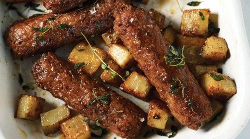 Linda McCartney Vegetarian Sausages (6 = 300g)  Only £1.00: Save £1.00 @ Sainsbury's