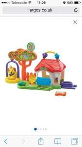 VTech Toot Toot animals doggy playhouse £6.99 at Argos
