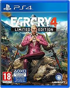Far Cry 4 - Limited Edition (PS4) £6.99 Delivered (As New) @ Boomerang via Amazon