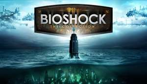 BIOSHOCK: THE COLLECTION - PC £13.59 @ Humblebundle