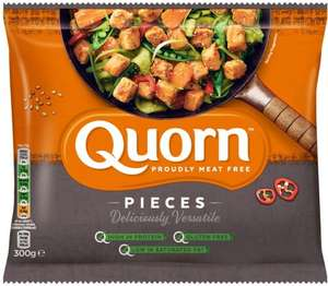 Quorn Meat Free Pieces (300g) was £1.97 now £1.00 @ Morrisons