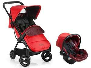 Acrobat Shop N Drive Baby Travel System Pushchair With Car Seat £109 @ Tesco Outlet