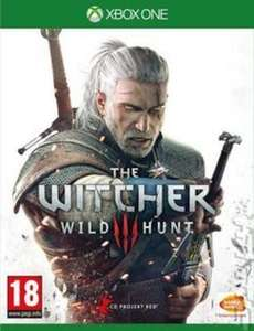 Xbox one - the witcher 3 wild 1hunt 1day 1 edition £10.47 @ Music magpie