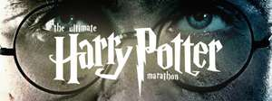 Nothing to do this Bank Holiday Weekend... How about watching All 8 Harry Potter Movies Back To Back @ Prince Charles cinema London for £32.50