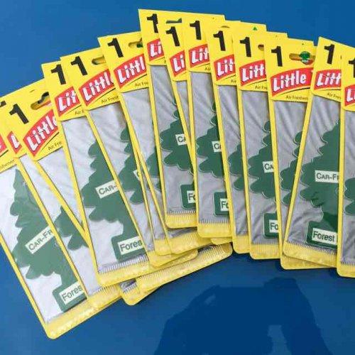Various Tree Car Air Fresheners @ ASDA instore 15p & 25p