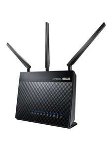 Asus RT-AC68U Dual Band Wireless AC 1900 Gigabit Router@ very - £99.99