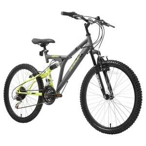 "Refurb Terrain 1024XT 24"" Unisex Mountain Bike @ Tesco Outlet (eBay) for £89"