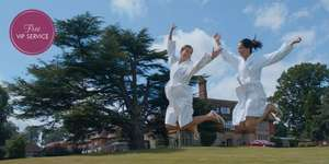 Champneys 2-4-1 deal - dinner, bed and breakfast plus spa from £137.50