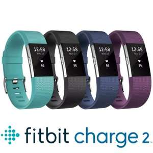 Fitbit Charge 2 Heart Rate and Fitness Tracking Wristband £89.99 with code Free delivery @ Currys