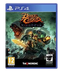Battle Chasers: Nightwar (PS4/Xbox One) £17.99 (Prime) £19.99 (Non-Prime @ Argos) Delivered (Preorder) @ Amazon/Argos