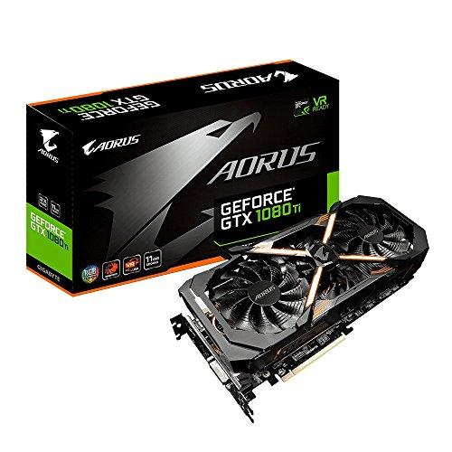 Gigabyte AORUS NVIDIA GeForce GTX 1080 Ti £679.92 @ Amazon