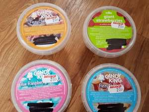 candy King tubs reduced 0.20p a tub wilkos Ashton-under-Lyne
