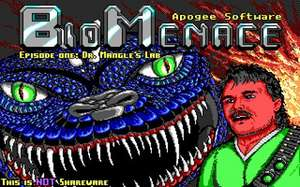 Bio Menace (Good Old Games/DRM free)