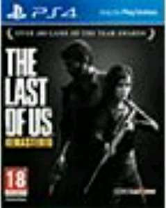 Last of Us: Remastered (PS4) - £20.00 @ Tesco Direct