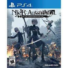 Nier Automata day one edition ps4 £29.99 delivered free with collect plus at very.co.uk