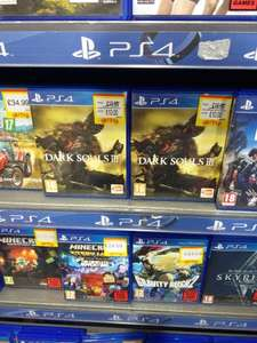 [PS4] Dark Souls 3 £10 @ Smyths