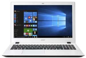Acer Aspire ES 15, Intel® Core™ i3, 6Gb RAM, 128Gb SSD, 15.6 inch Full HD Laptop @ Very £319.99 + £4 P&P