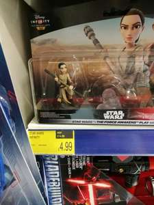 Disney Infinity 3.0 Star Wars The Force Awakens player £4.99 B & M