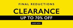 Flash Sale - Up to 70% Clearance @ Moss Bros PLUS another 24% off 11am-3pm w/code **Live 29th May**