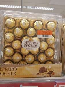 ferrero rocher £4.50 @ Co-op North Sheilds