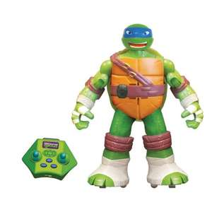 Teenage Mutant Ninja Turtles Remote Control Leonardo (Was £69.95) £26.23 @ Tesco Direct (Free Click & Collect)