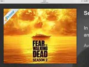fear the walking dead season 1 and 2 with Amazon prime video