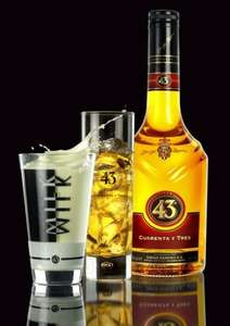Licor 43 Cuarenta Y Tres. Rollback Asda. Was £18, now £14
