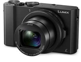 Panasonic Lumix LX15 + 5 Year Warranty + 32GB SD Card + Case + Photobook at Jessops for £499