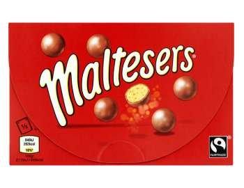 FREE Maltesers box 120g Clicksnap - 29th May only