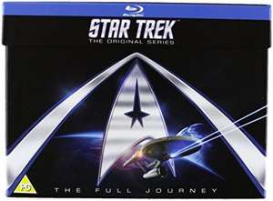 Star Trek: The Original Series - The Full Journey [Blu-ray] - £10.80 Prime or £12.79 non prime @ Amazon