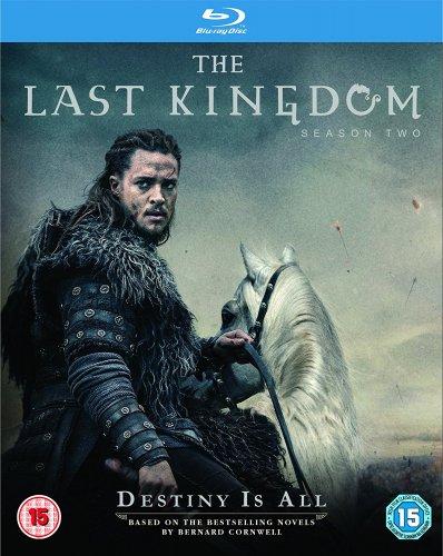 The Last Kingdom: Season 2 Blu Ray £3.94 Prime or £5.93 non prime @ Amazon