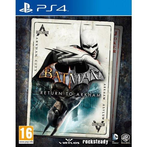 Batman Return to Arkham [PS4/XBox] £14.99 @ Smyths Online/Instore