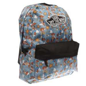 Today only 20% off everything including upto 70% off outlet eg Vans Toy Story backpack was £40 now £22.40 with code more in post @ Asos