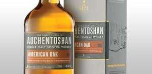 Auchentoshan American Oak Whisky 70cl £17.99 Amazon Prime £22.74 non prime