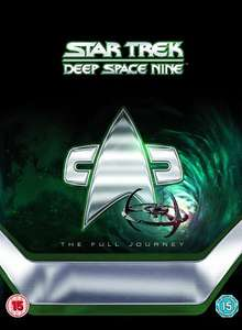 Star Trek Deep Space Nine (DS9): The Full Journey DVD - Amazon £9.37 Prime or £12.36 non prime