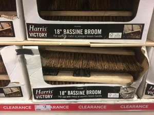 "18"" Harris Broom Head  £3 @ B&Q Coventry"