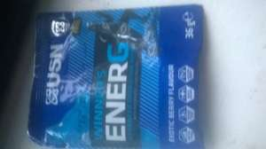 USN Winners EnerG exotic berry flavour 36g 49p at  Home Bargains