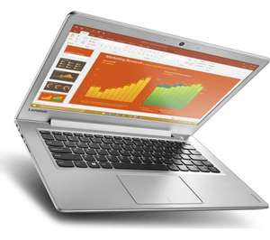 "LENOVO IdeaPad 510S 14"" Laptop - Silver i5, 256GB ssd - £529.99 at Currys"