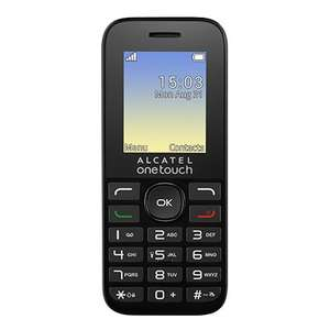 Alcatel 10.16 Phone - £0.79 + Top Up (min £10) @ EE In store & Online - Perfect for festivals, emergency, spare etc!